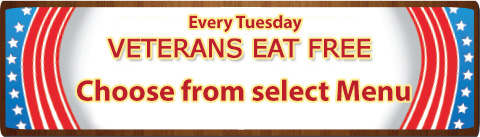 veterans eat free